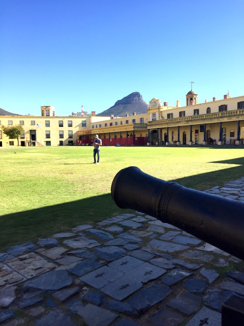 Walking Tour of Cape Town - Castle of Good Hope