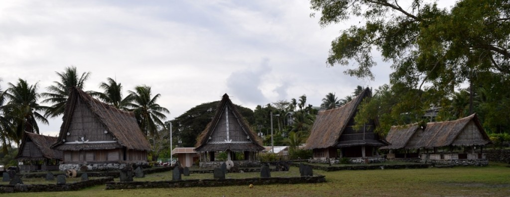 Explore the Land of Stone Money -Living History Museum in Yap, Federated States of Micronesia