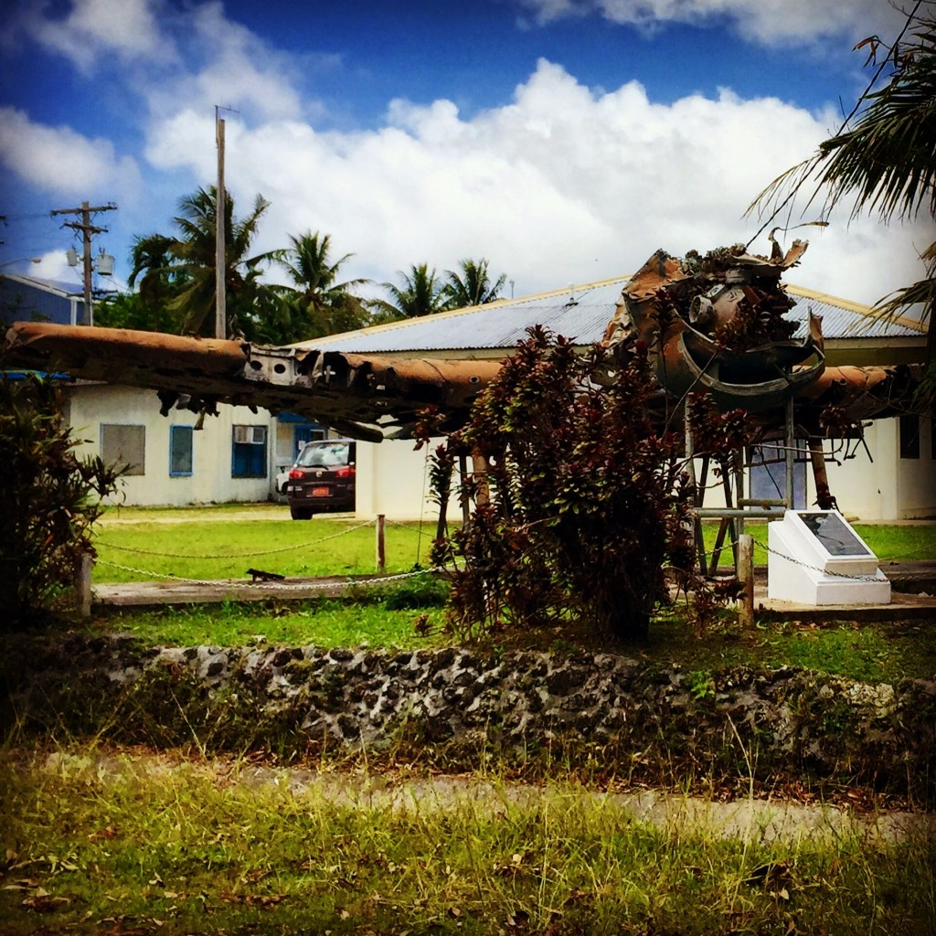 Explore the Land of Stone Money - WWII Relic in Yap, Federated States of Micronesia