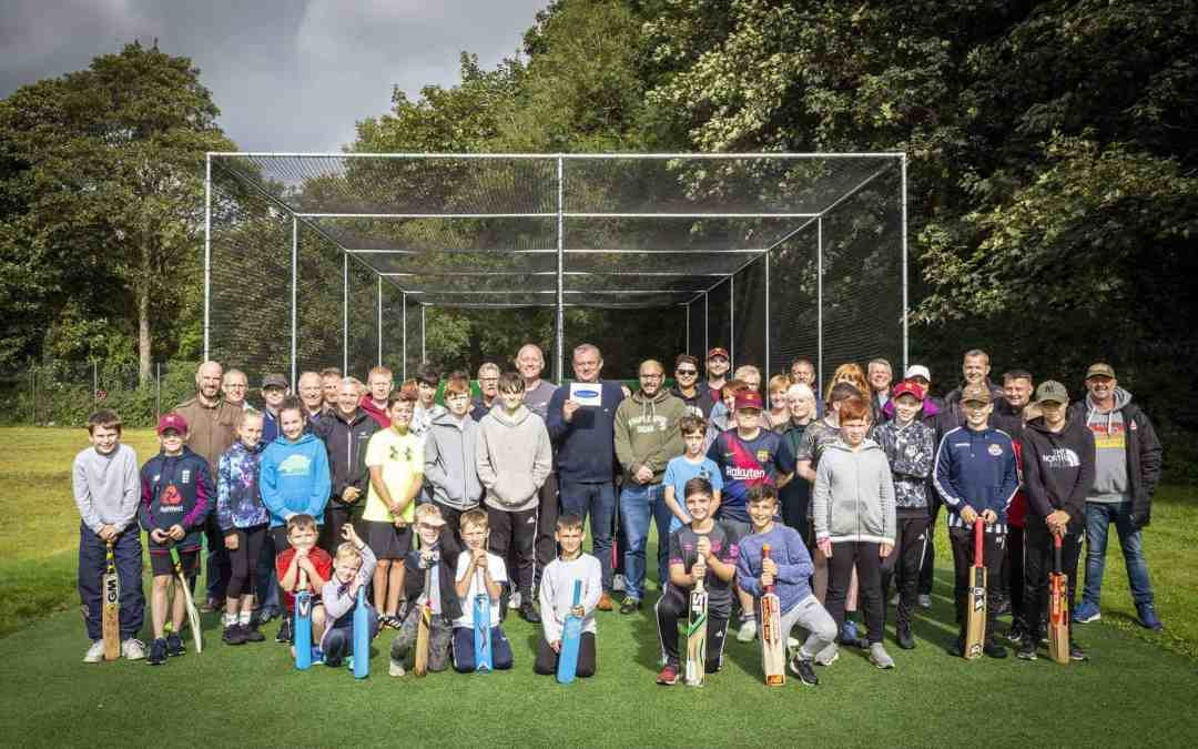 Stand Cricket Club Receives Funding Boost