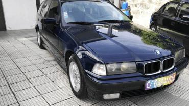 BMW Série 3 318 tds Touring Sport (90cv)