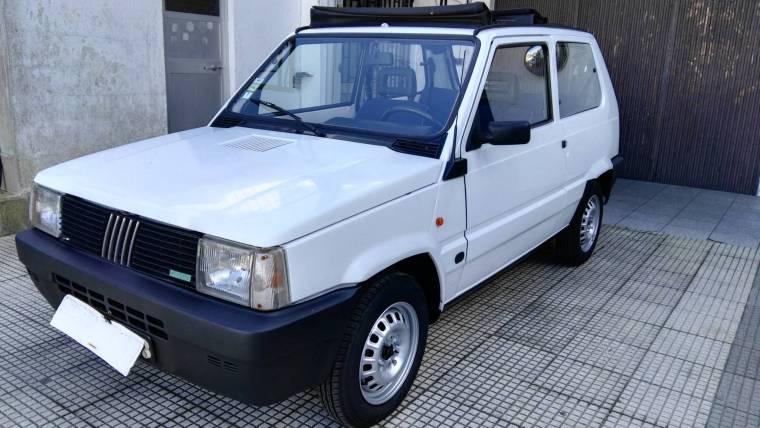 FIAT PANDA 750 DESCAPOTÁVEL