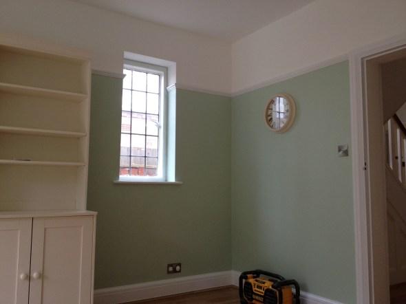 Kitchen Refurbishment and Playroom Redecoration, Winchmore Hill