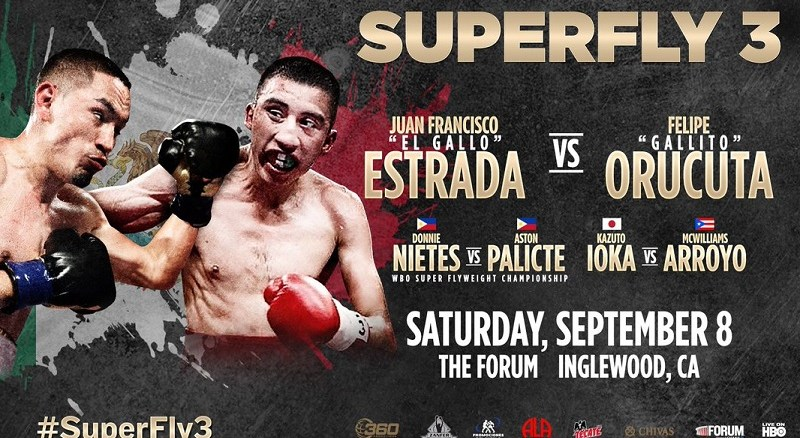 Preview: Superfly 3, or Prettyfly 1? Juan Francisco Estrada takes a  probably still exciting tune up in an HBO main event