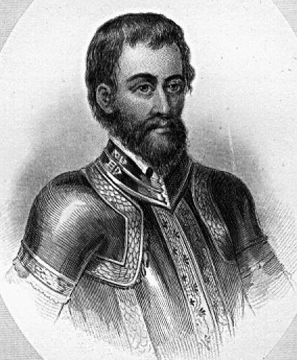 Hernando de Soto, Library of Congress: http://www.loc.gov/pictures/item/91796551/
