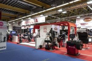 Allestimenti fieristici Bologna Fiera AUTOPROMOTEC 2019 Stand Rivolta 02