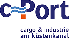 Saterland, c-Port & industrie am küstenkanal