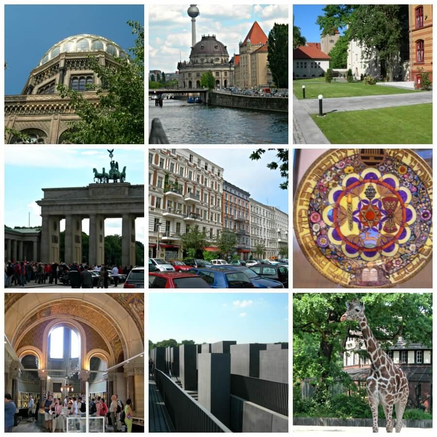 Eerste solotrip naar Berlijn
