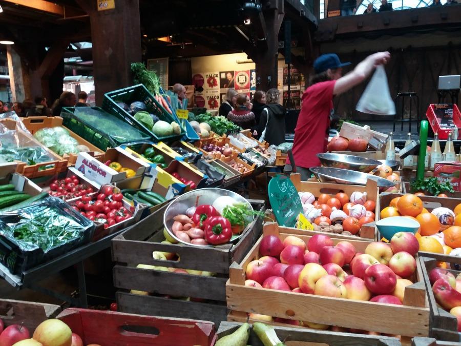 Markten in Hamburg