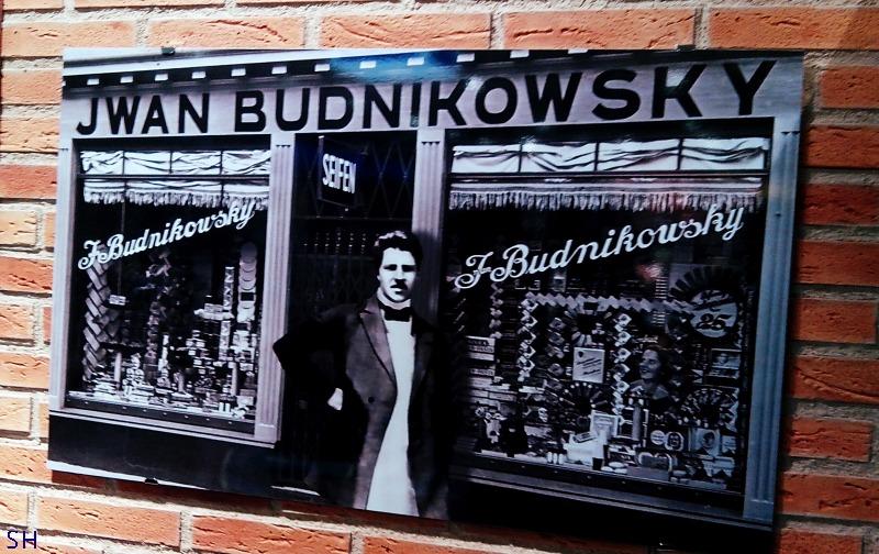 Budni Rindermarkthalle - Standort Hamburg