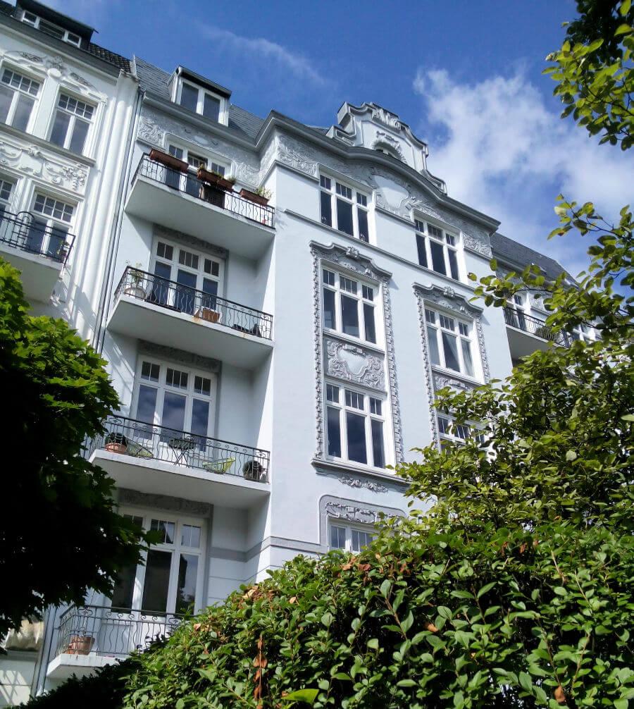 Altbau in Hamburg: Eppendorf