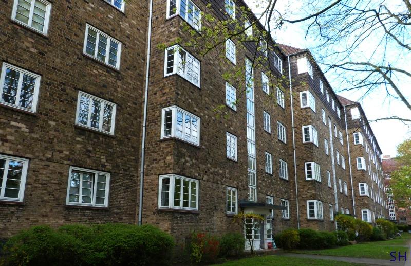Ottensen Backsteinbau Oelsner - Standort Hamburg