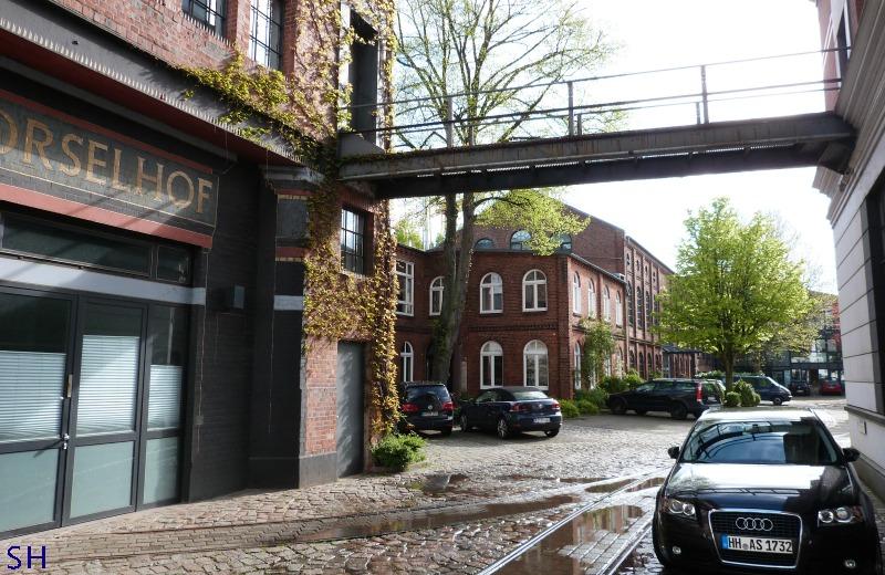 Ottensen Borselhof 2- Standort Hamburg