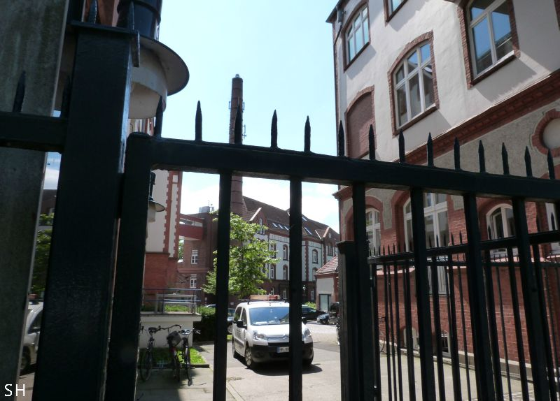 Alte Fabrik - Standort Hamburg