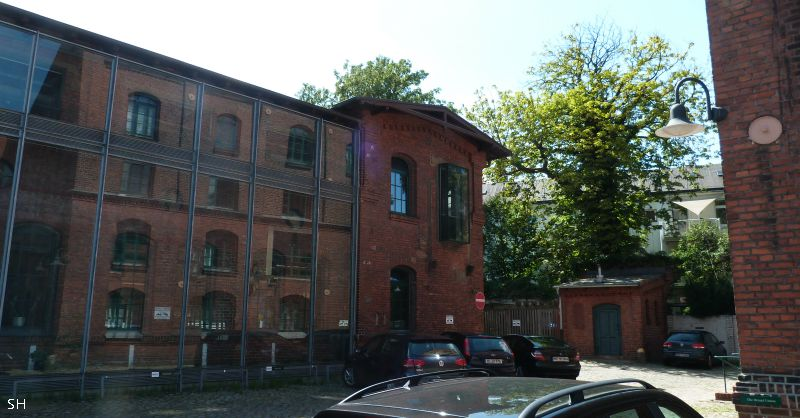 Backsteinspiegeling Standort Hamburg