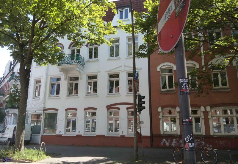 Bahrenfeld Altbau- Standort Hamburg