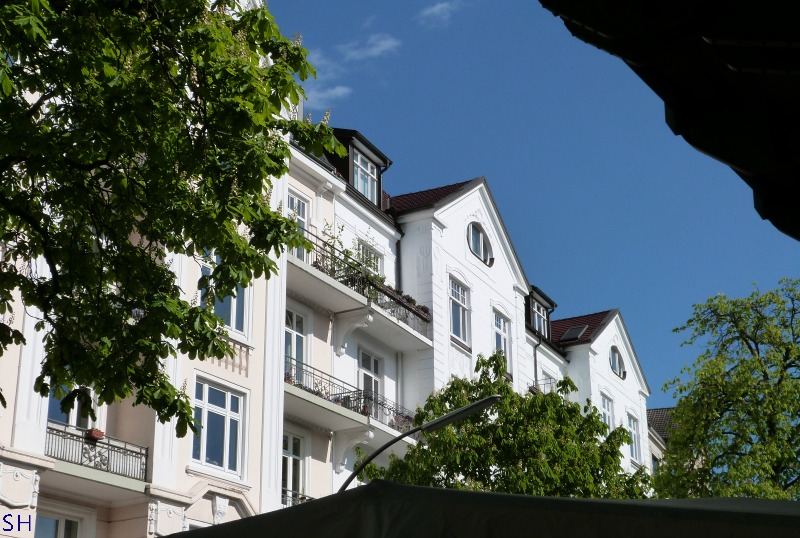 Eppendorf Isemarkt Standort Hamburg