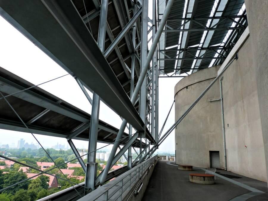 Bezoek de Flakbunker in Wilhelmsburg