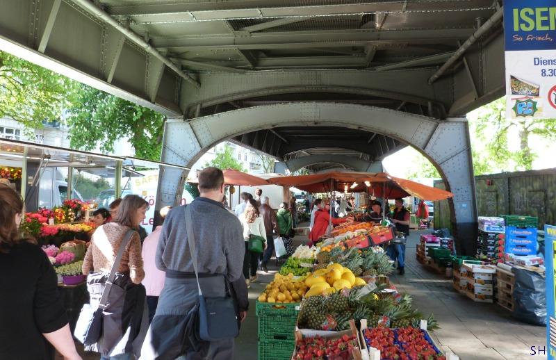 Op de Isemarkt - Standort Hamburg