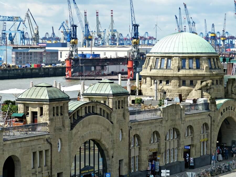 Bezienswaardigheden aan de U3 Hamburg