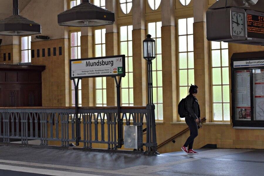 Bezienswaardigheden aan de U3 in Hamburg