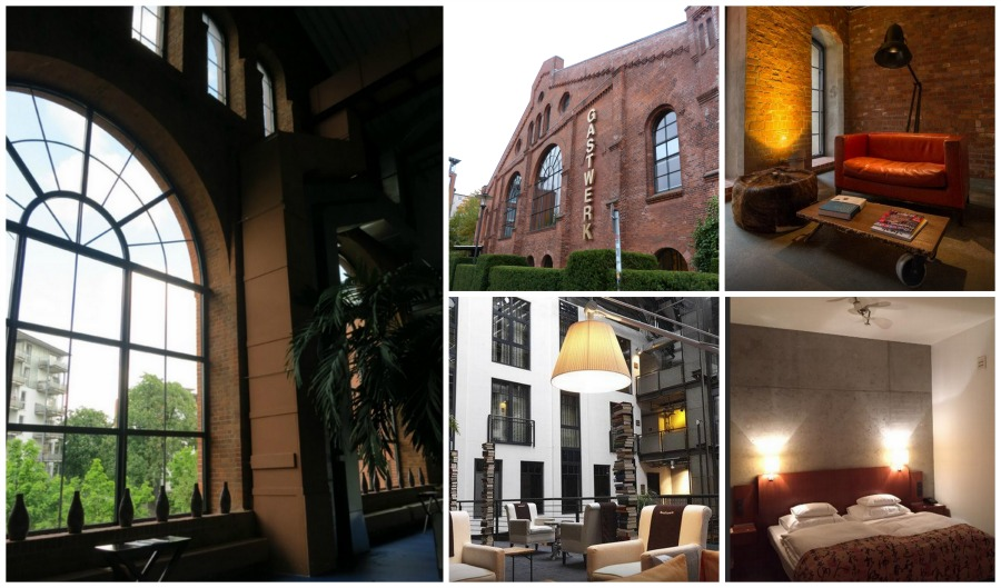 Design hotels in Hamburg Gastwerk