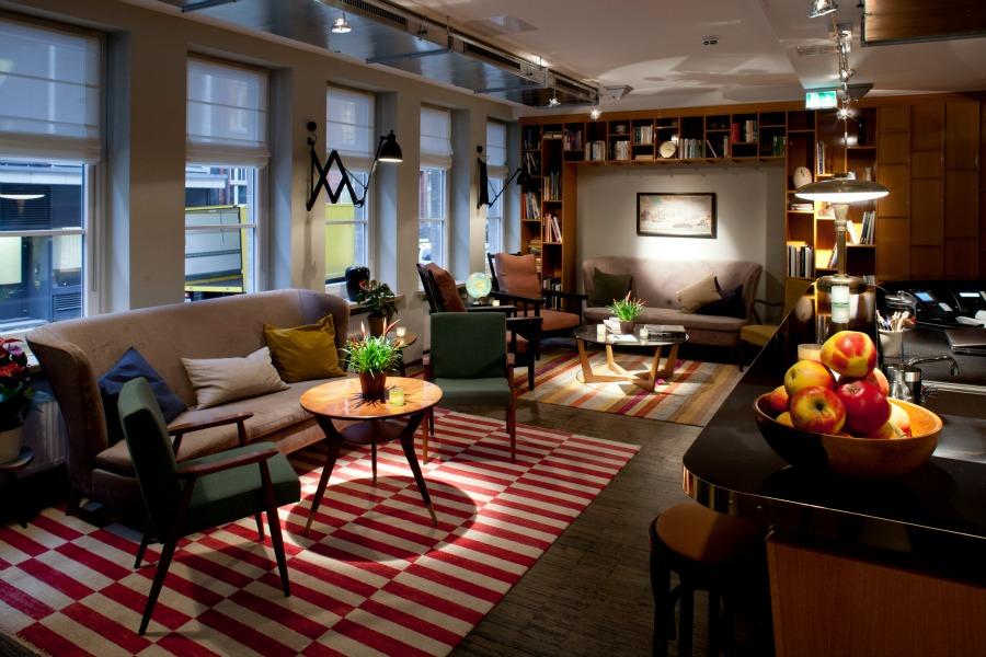 Henri Downtown Hamburg Lounge