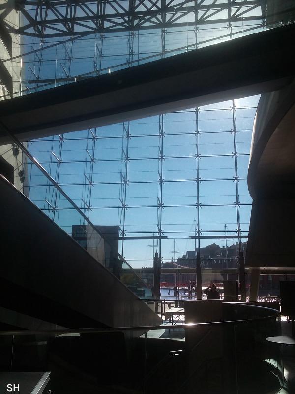 Koninklijke bibliotheek - Standort Hamburg