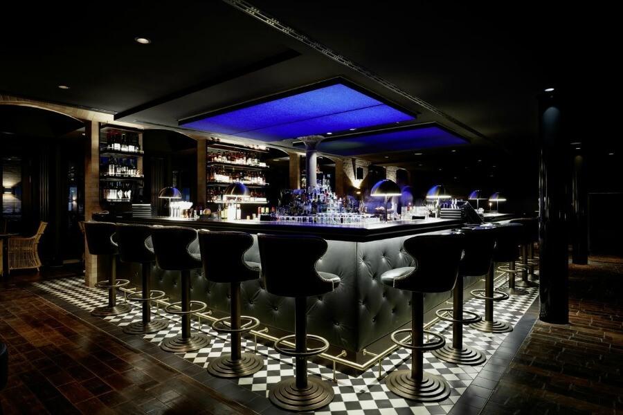 Luxe hotel: Tortue