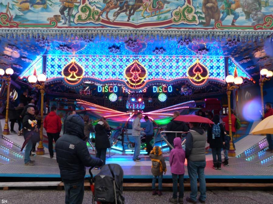 Winterdom Disco - Standort Hamburg
