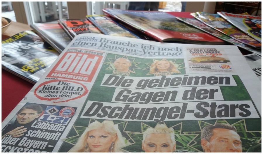 12 aanwijzingen dat je het Duits onder de knie hebt - Standort Hamburg