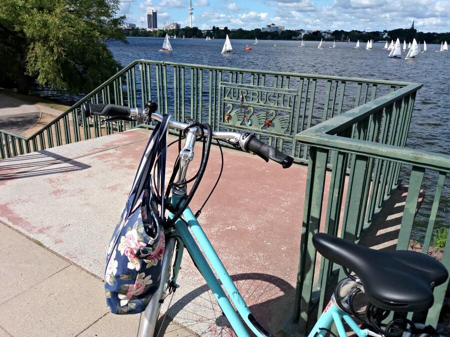 Tip: fietsen in Hamburg