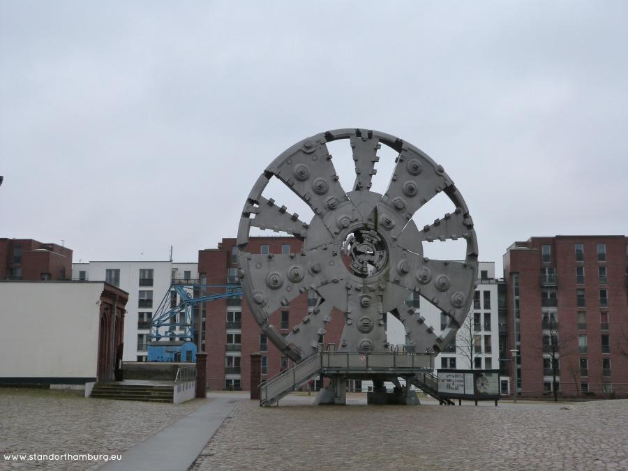 Museum der Arbeit TRUDE 2- Standort Hamburg
