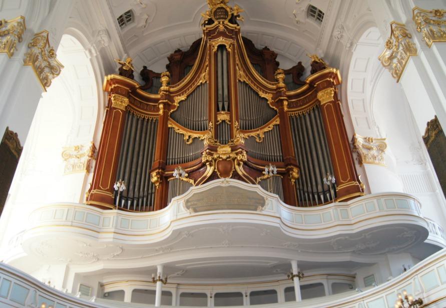 gratis bezienswaardigheden in Hamburg - Michaeliskirche - Standort Hamburg