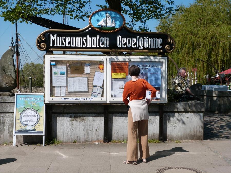 P1060450-Standort Hamburg - Hafengeburtstag 2016 - Museumshafen