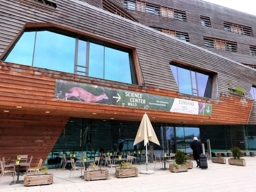 Raphael Hotel Wälderhaus in Wilhelmsburg | Standort Hamburg
