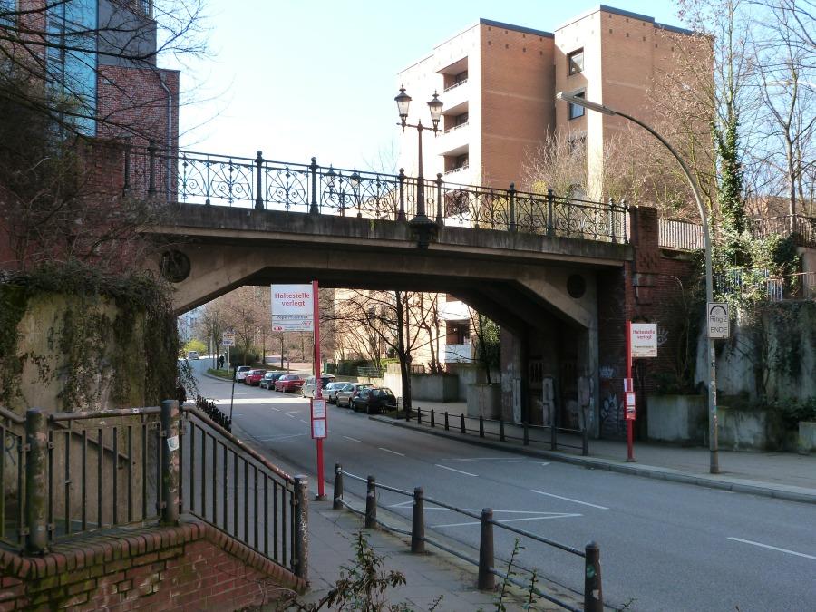 AP1050899_Standort Hamburg_Hamburger Bruggen_Hochstrasse Bruecke