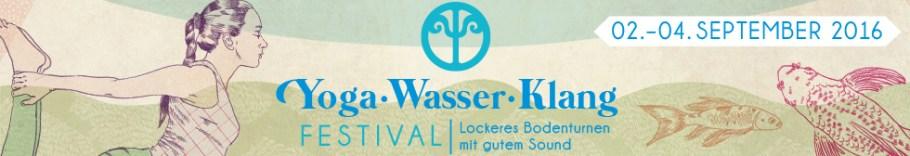 Yoga Wasser Klang - Zomerfestivals in Hamburg