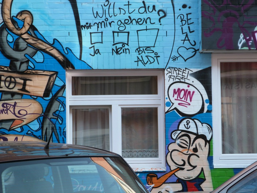 Standort Hamburg_Street art spotten in Hamburg