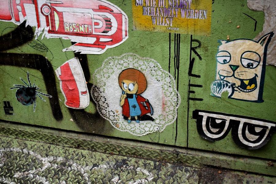 El Bocho in Hamburg: Lucy in de Schanze   Standort Hamburg