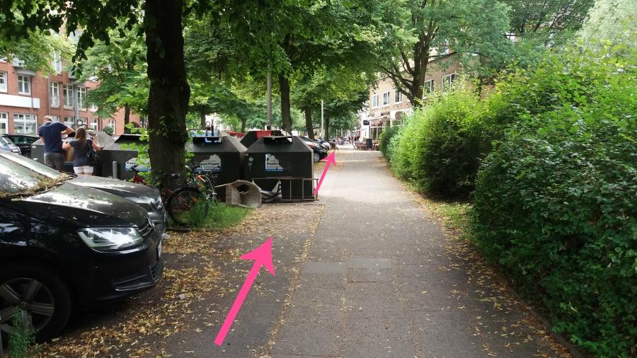 M20160723 144753_Standort Hamburg_Fietspaden in Hamburg
