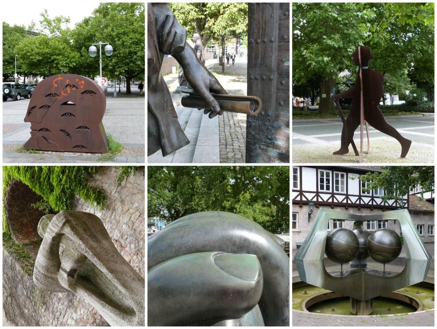 Kunst in Hannover: kunstroutes door de binnenstad
