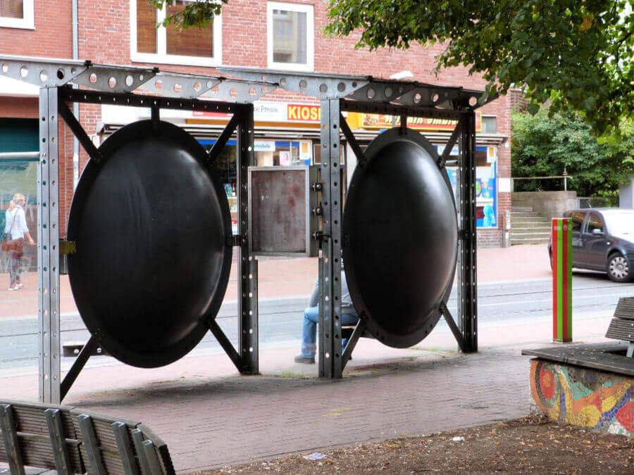Kunst op straat Hannover