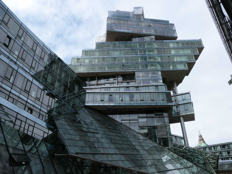 Architectuur in Hannover: Landesbank