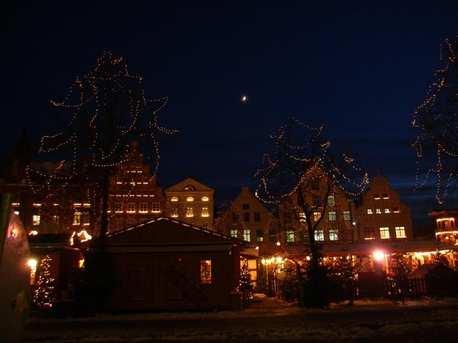 Kerstmarkten in Noord-Duitsland | Standort Hamburg | Lüneburg