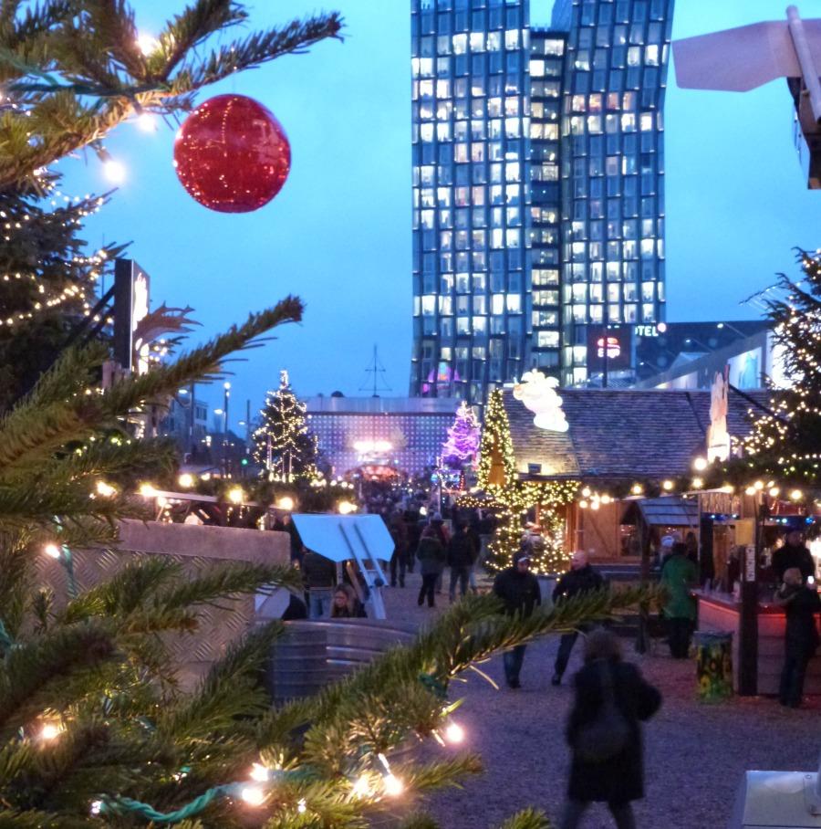 Kerstmarkten in Hamburg 2016 | Santa Pauli