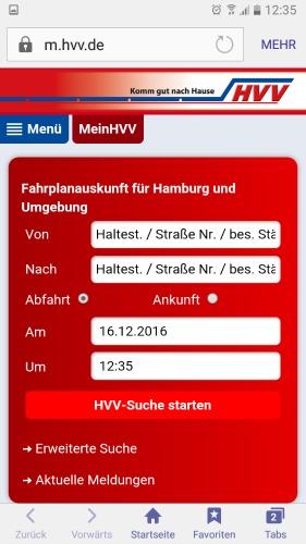 Handige Hamburg apps voor je stedentrip: HVV