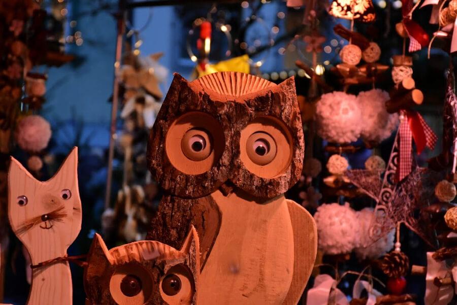Kerstmarkten in het noorden van Duitsland: Glückstadt