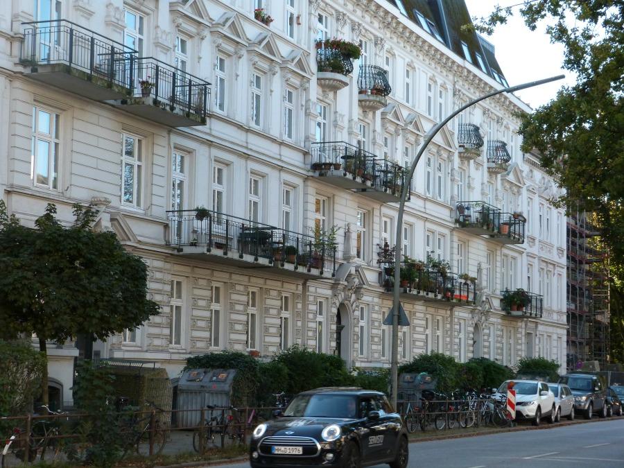 Wijken in Hamburg: Altona