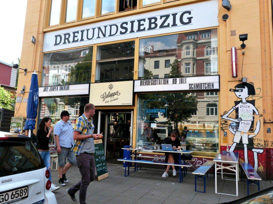 Uitgaan in het Schanzenviertel